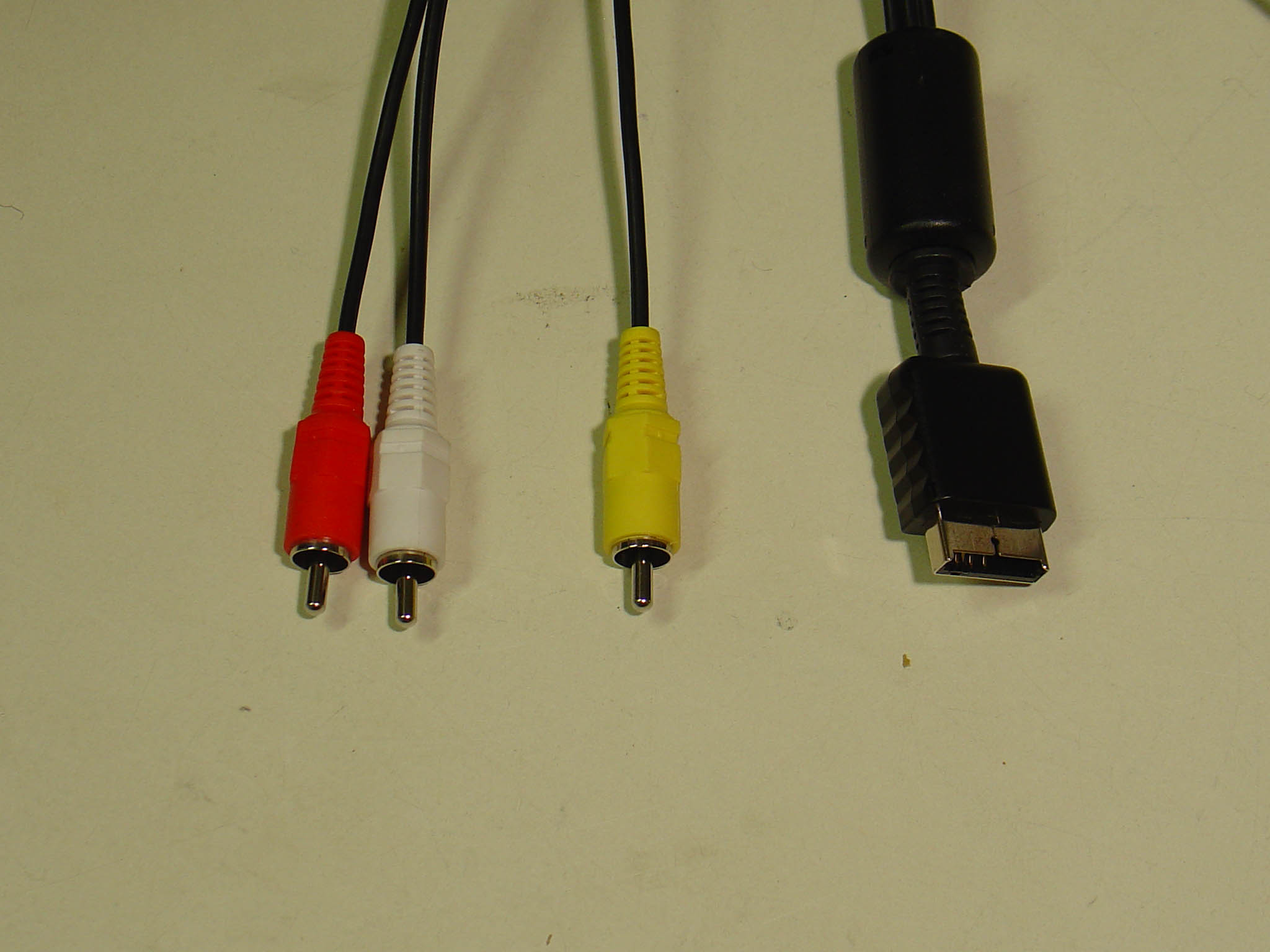 All About Playstation 2 3 Special Dsub Vga Cable Pinout Diagram Ps2 Av Wiring And